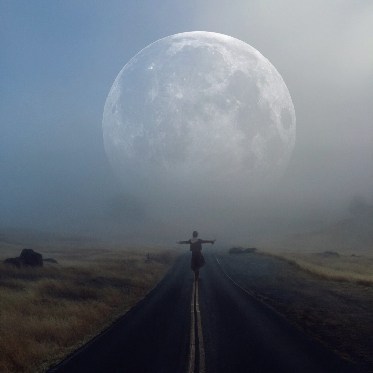 Embrace the Moon